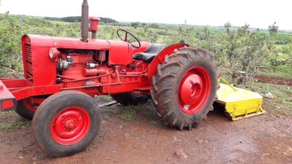 Tractor Valmet Funcionando Perfecto