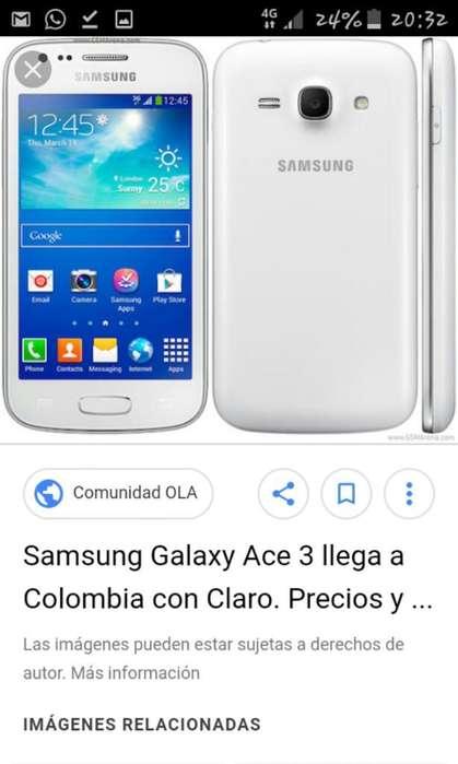 Samsung Ace 3 Libre Buen Estado Usado