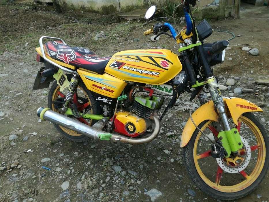Vendo Suzuki Ax 100 Inf 0967791618