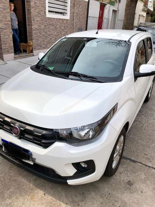 <strong>fiat</strong> Mobi 2018 - 12000 km