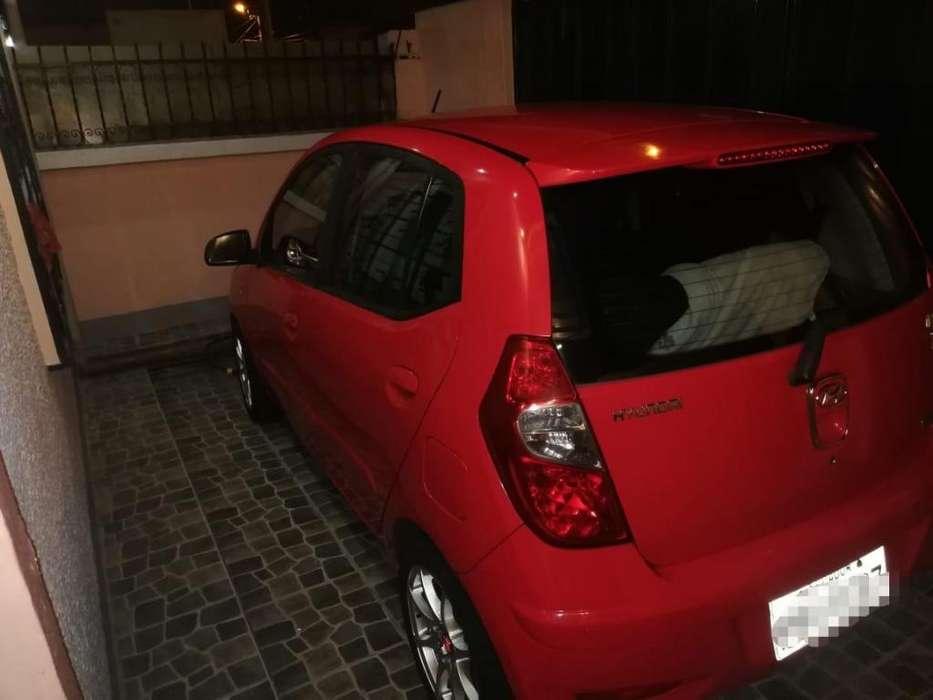 Hyundai i10 2012 - 100000 km