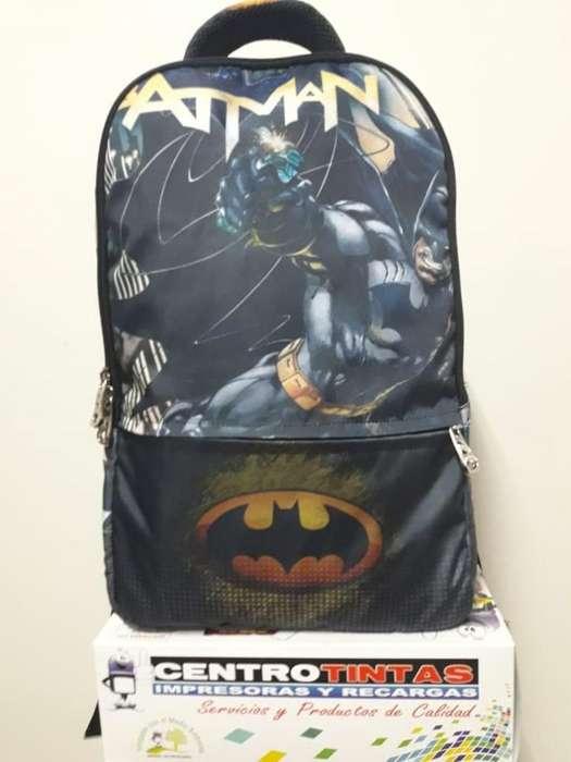 Maletin Estampado Batman