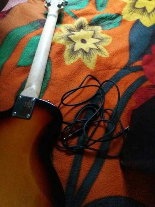 Vendo Guitarra Ibanez Más Amplificador