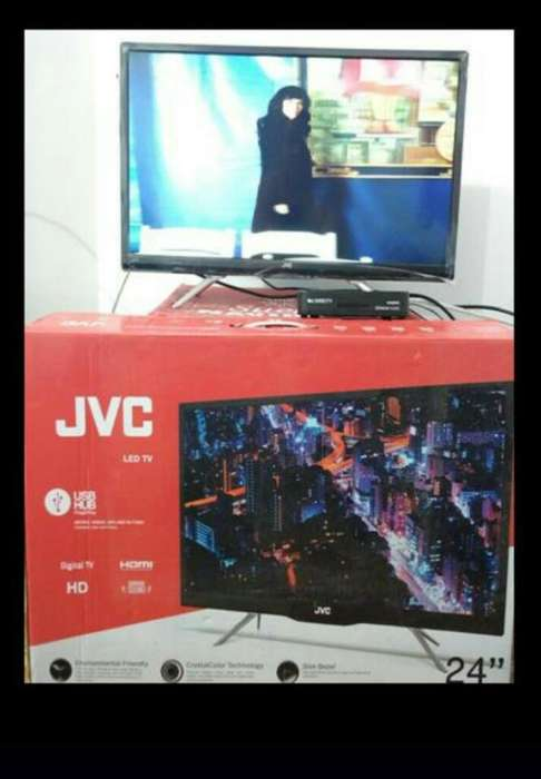 Vendo Tv Led Jvc 24'