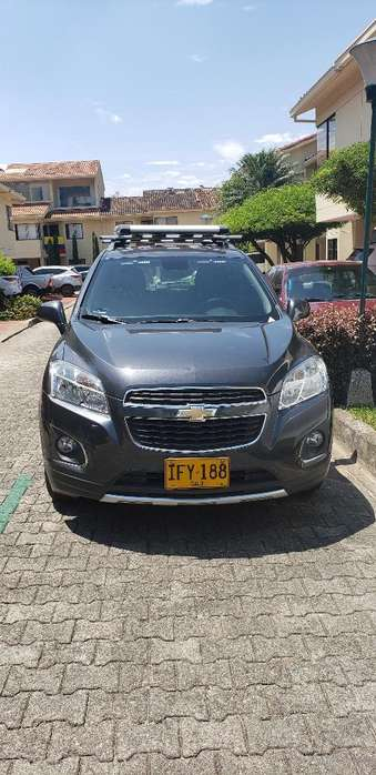 Chevrolet Tracker 2016 - 50000 km