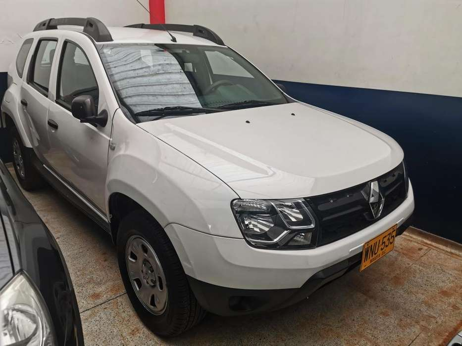 Renault Duster 2017 - 36800 km