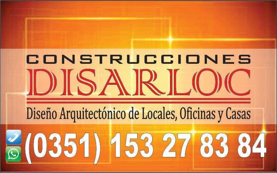 EMPRESA DISARLOC DISEÑO ARQUITECTONICO LOCALES Y CASAS