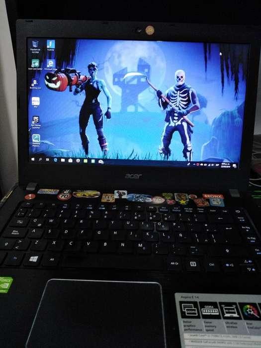 Portátil Acer Gamer