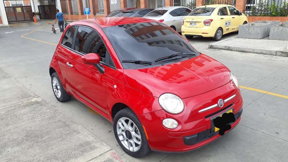 <strong>fiat</strong> 500 2013 - 93000 km