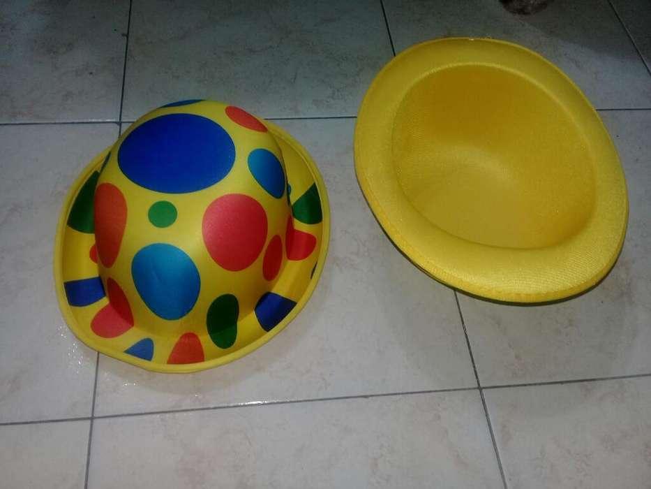 Sombrero Amarillo Colores