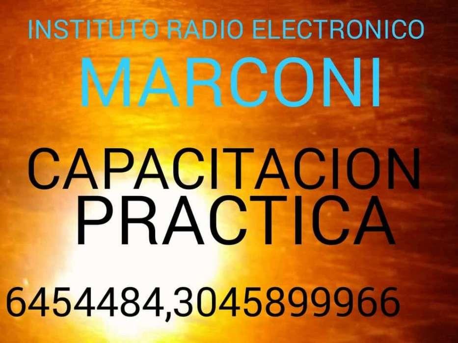 APRENDA, CURSOS PRÁCTICOS EN BUCARAMANGA, INSTITUTO RADIO ELECTRÓNICO MARCONI