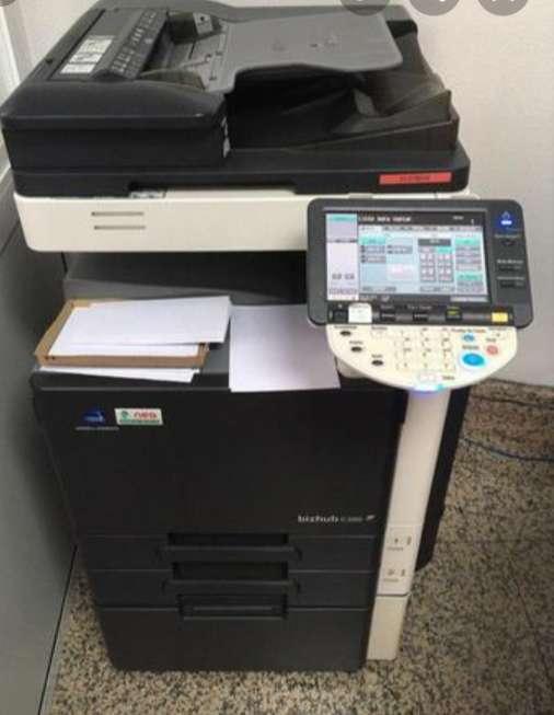 Impresora multifuncional laser