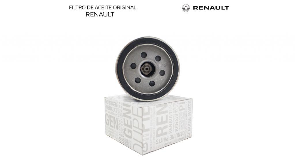 Repuesto original Renault Filtro de aceite