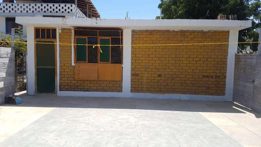 Alquilo Casa en Punta Sal-tumbes