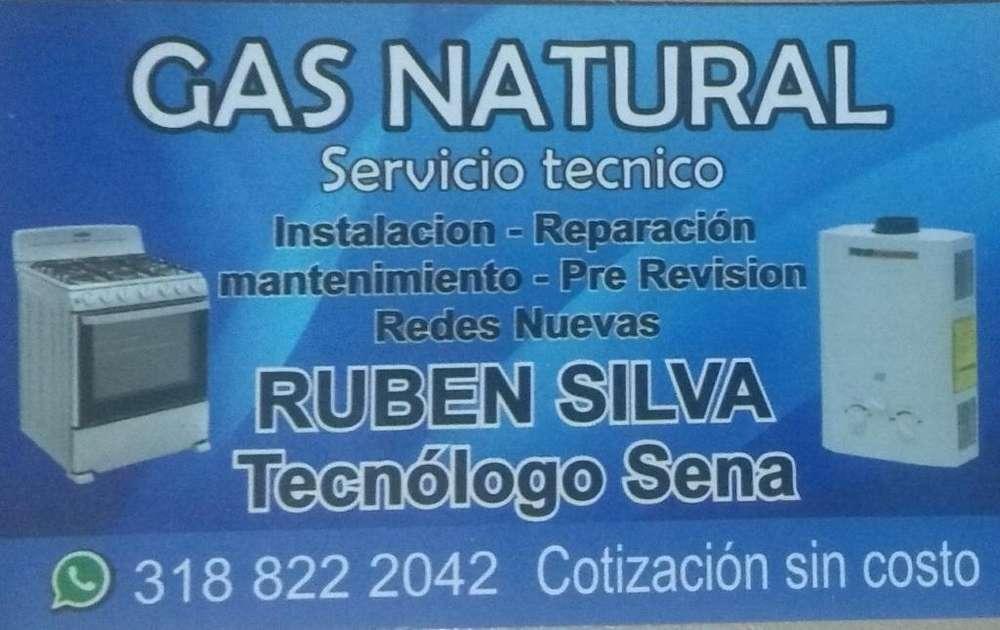 Gas Natural Servicio Técnico Sena