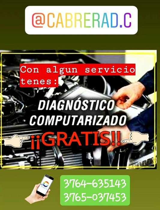 DIAGNOSTICO COMPUTARIZADO GRATIS! estamos a tus ordenes