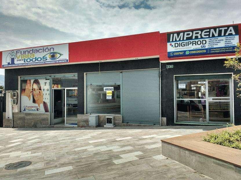 Arriendo Local, Av. Equinoccial alto tráfico, Ideal para farmacias