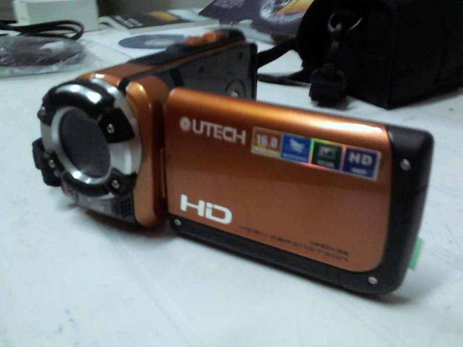 <strong>videocamara</strong> HD 1080P Sumergible UTECH NUEVA