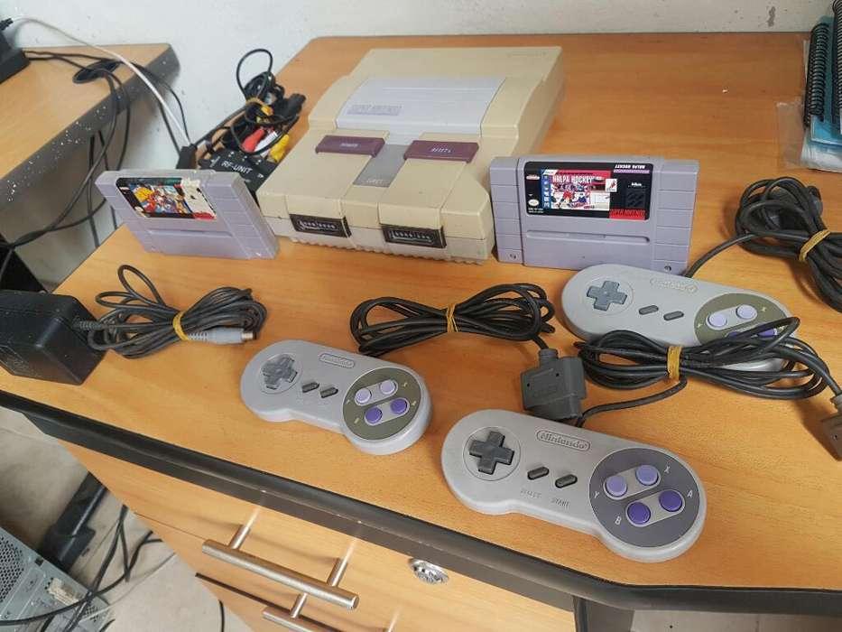 Super Nintendo Original Fat