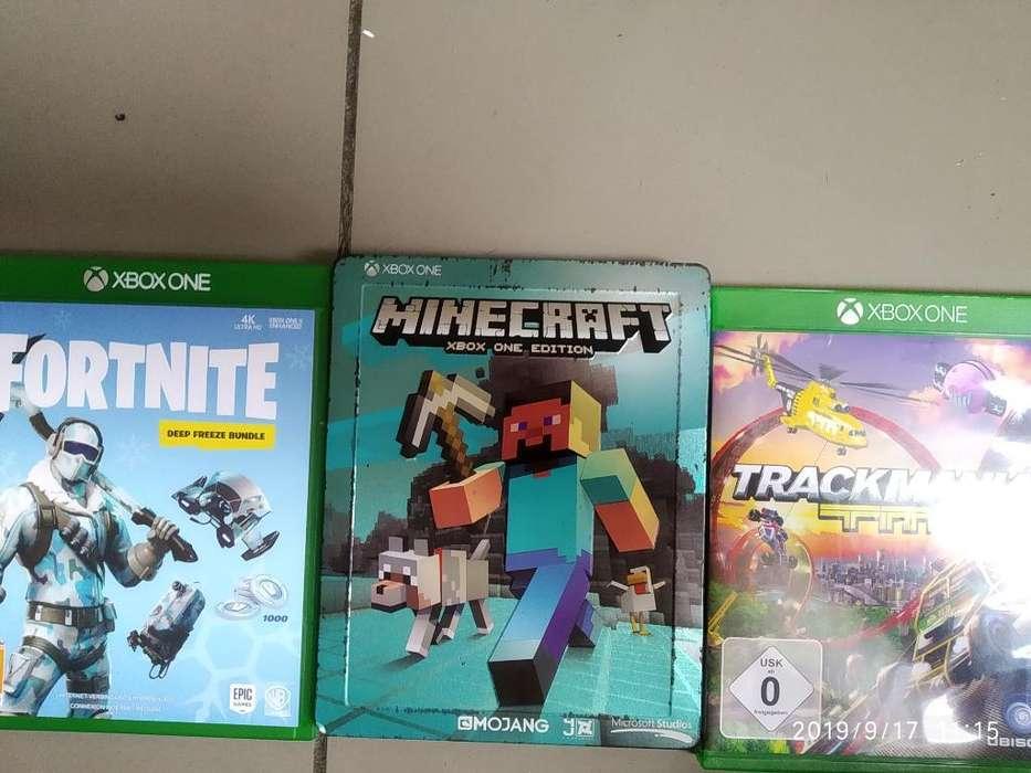 Xbox One, Combo 3 Juegos