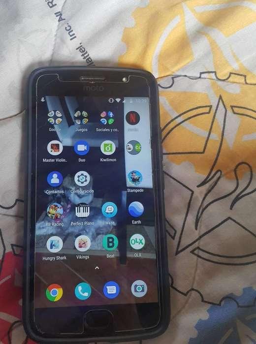 Moto G5s 32 Gb Negociable