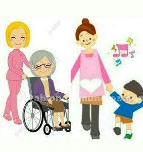 Cuidados y Atencion de niños(a) y Adultos Mayores!!