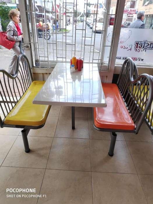 <strong>sillas</strong> Y Mesas Restaurantes O Asaderos