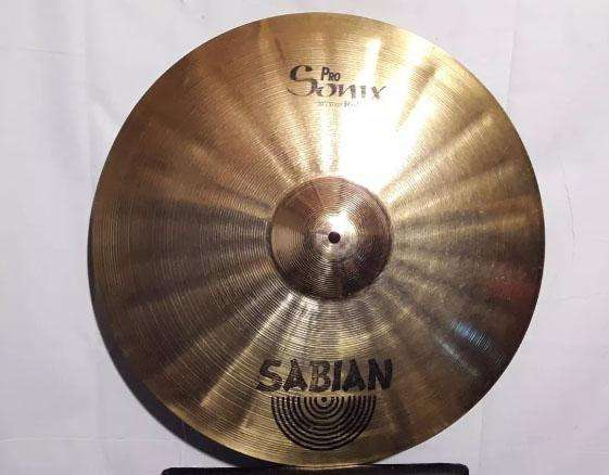 Platillo Ride Sabian Pro Sonix 20 Impecable