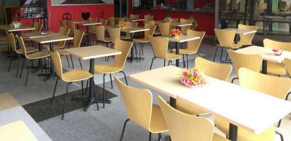 Mesas Y <strong>sillas</strong> de Madera para Restaurant