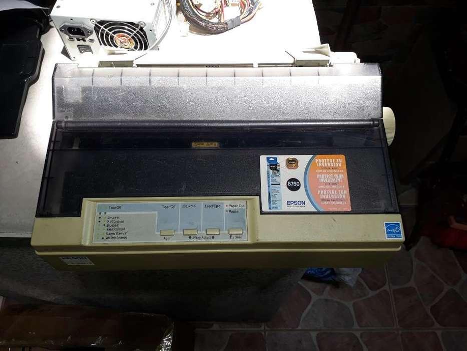 Vendo Impresorapaa vendo Impresora Espon