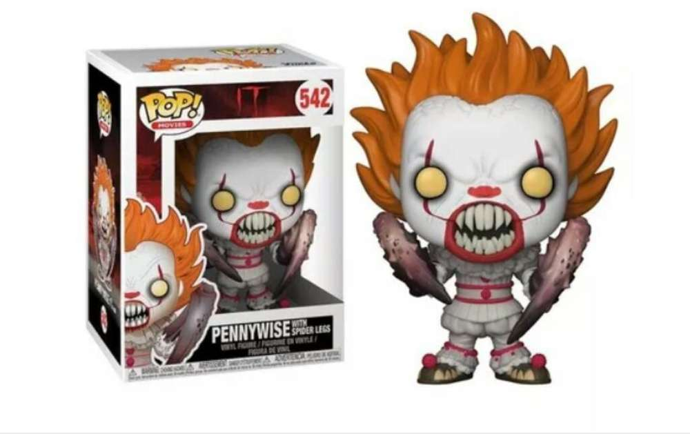 It - Pennywise - (with Spider Legs)