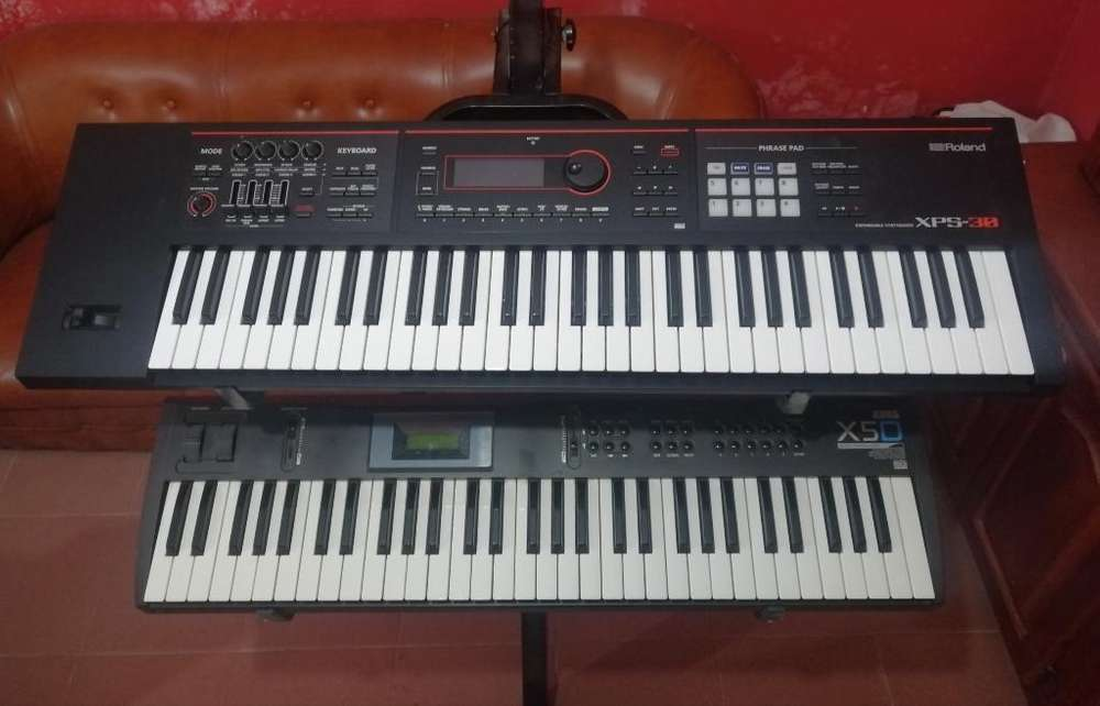 Vendo Roland Xps-30 Y Korg X5d