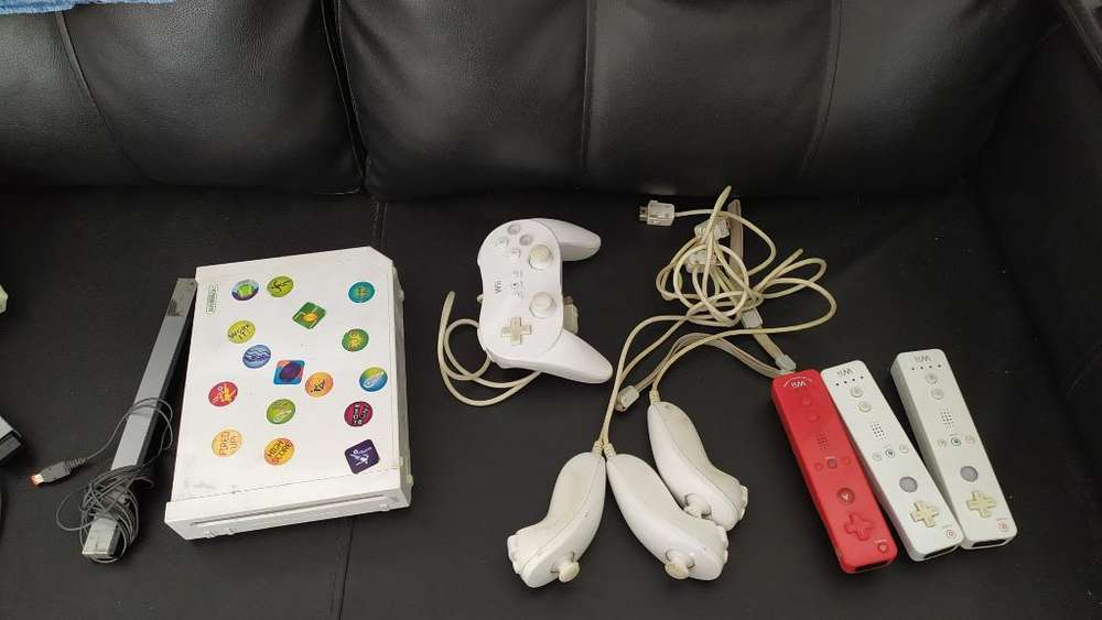 Vendo Wii Super Bueno Chipeado