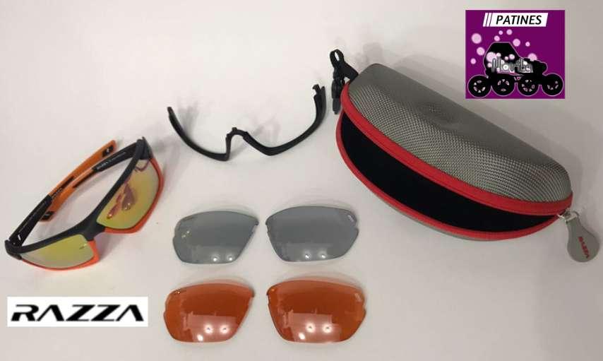 Gafas Razza De Patinaje / Ciclismo Con Protección Uv