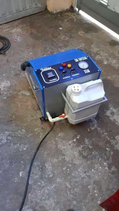 Vendo mquina hidrolavadora a vapor nueva