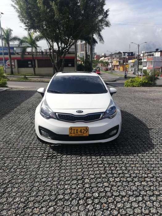Kia Rio 2013 - 72500 km