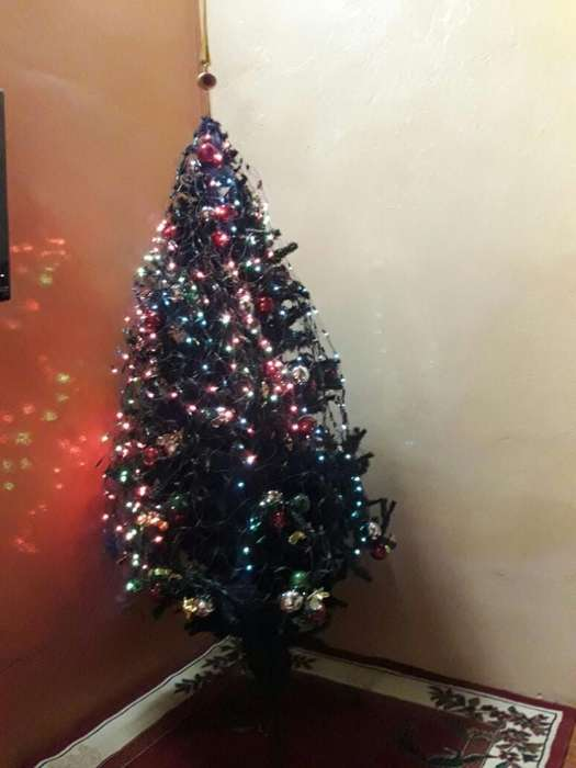 Árbol de Navidad Y Accesorios