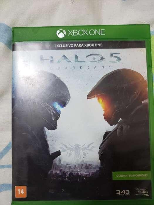 Halo 5 para Xbox One Full No Cambios