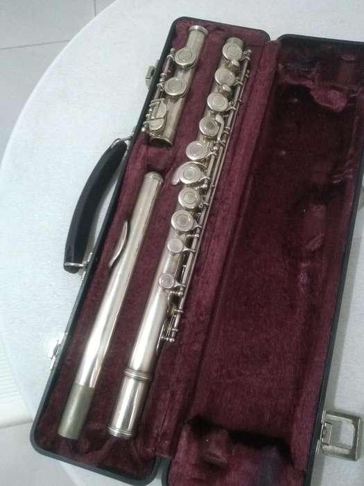 Flauta Traversa Armstrong Vendo O Cambio
