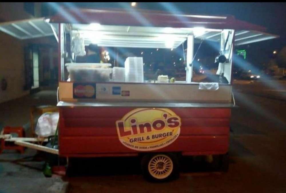 Food Truck completo/ inicia tu negocio propio