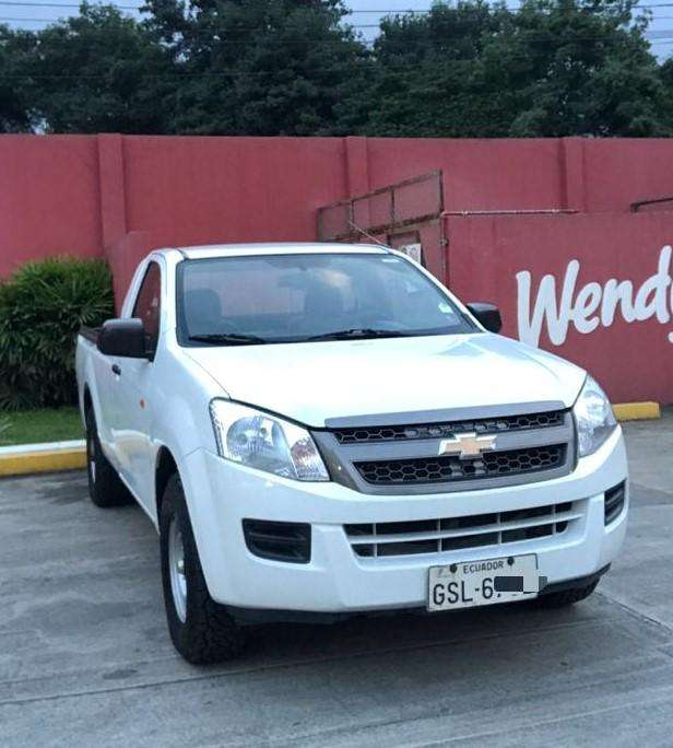 <strong>chevrolet</strong> D-Max 2014 - 205000 km