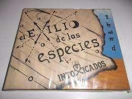Cd El exilio de las Espécies Intoxicados