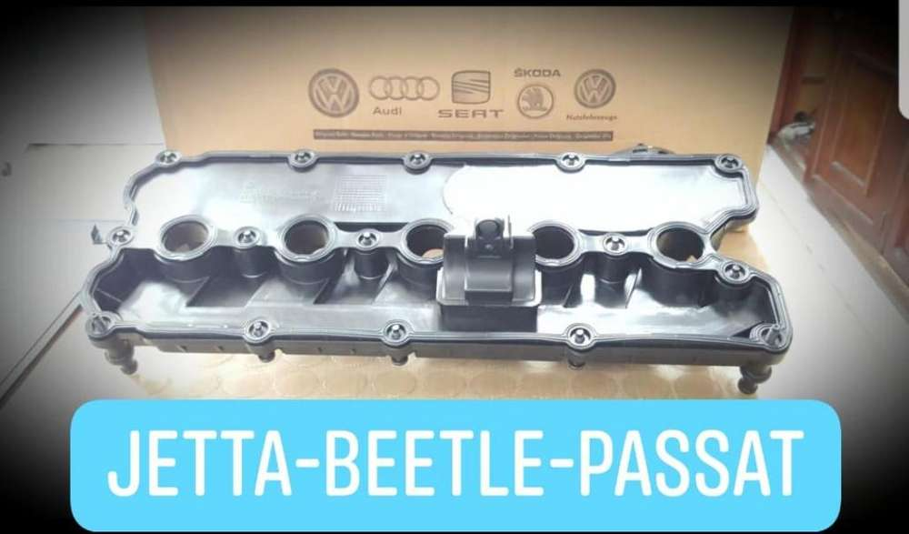 Repuesto Tapa válvulas cabezote para volkswagen Jetta,Beetle, Passat