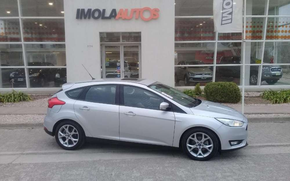 Ford Focus 2016 - 94000 km