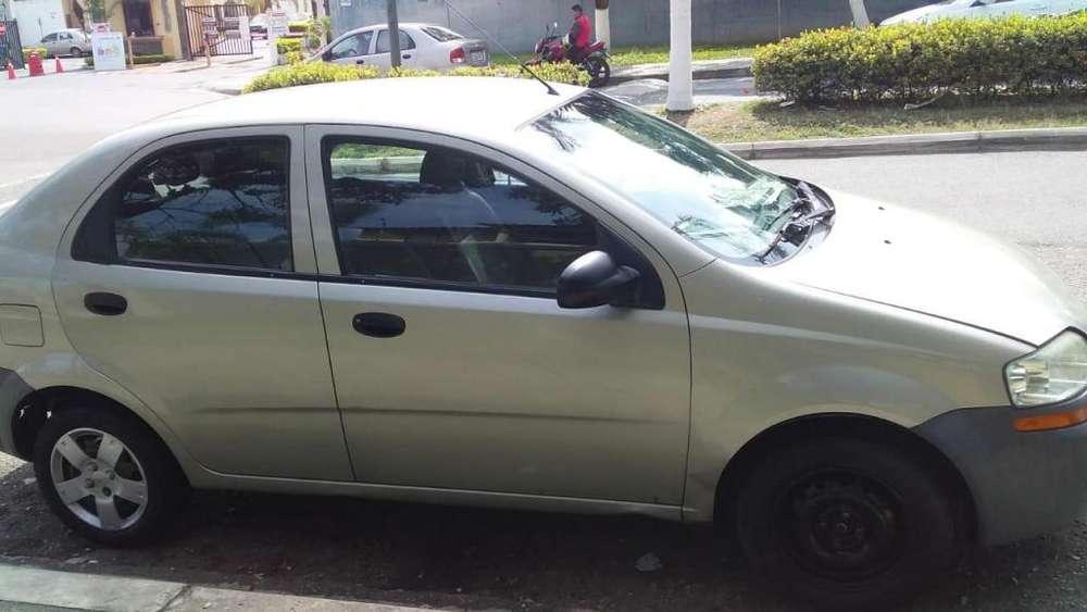 Chevrolet Aveo Family 2011 - 500000 km