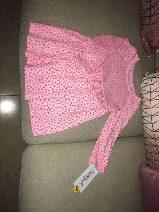 Vestido de Niña 12 meses