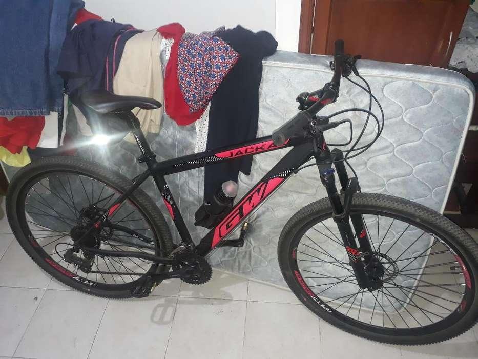 Vendo Bicicleta Gw Jackal