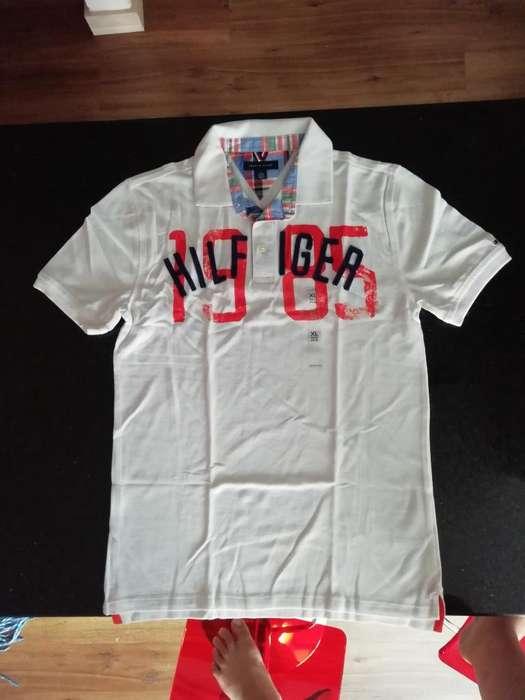 Camiseta Tommy Original Talla 1618