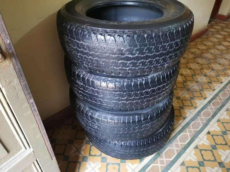 Llantas Bridgestone Aro 17