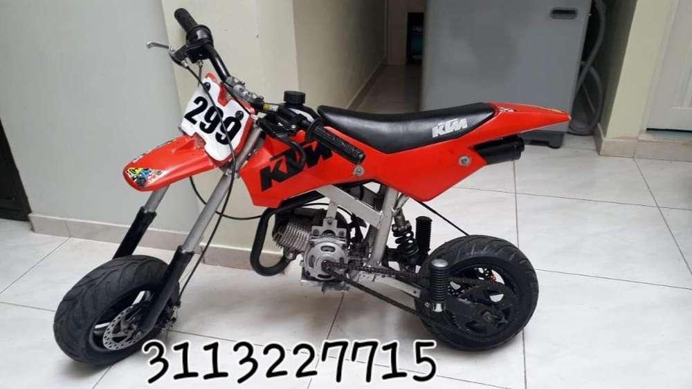 Mini Moto Estilo Super Moto (vencambio)